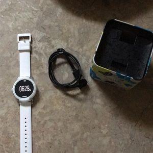 Ticwatch E white
